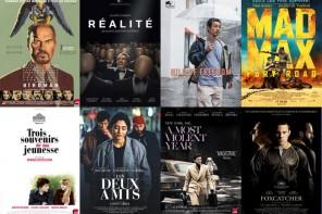 Les 10 meilleurs films de l'année 2015