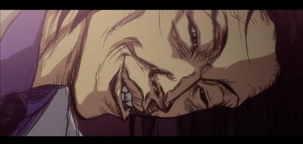 Les yeux du tueur