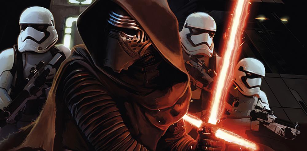 Star wars vii critiques et pol miques le c t obscur vs - Personnage star wars 7 ...