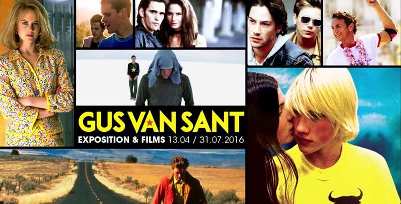 Gus Van Sant cinematheque avril 2016