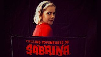 Première photo du tournage Sabrina serie