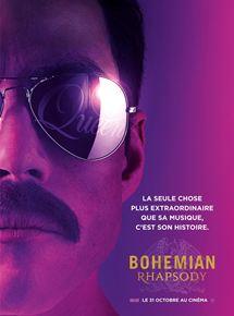 Affiche film Bohemian Rhapsody