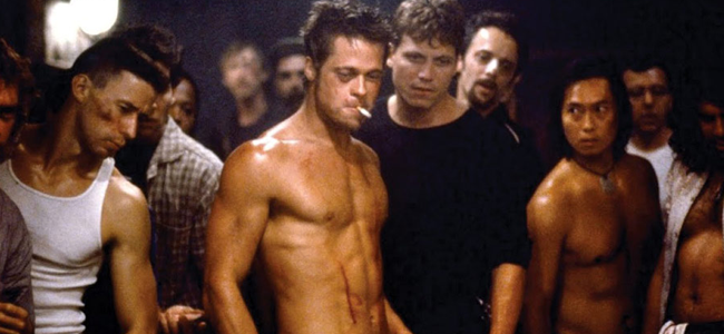 tyler durden fight club david fincher