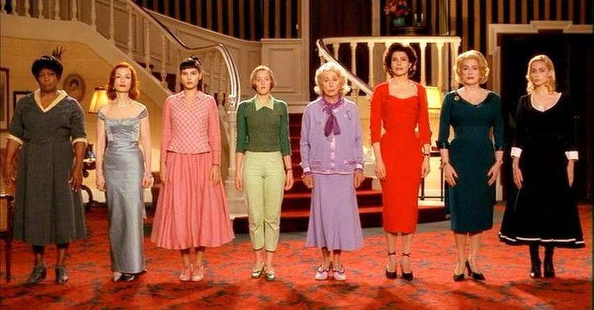 8 femmes Ozon