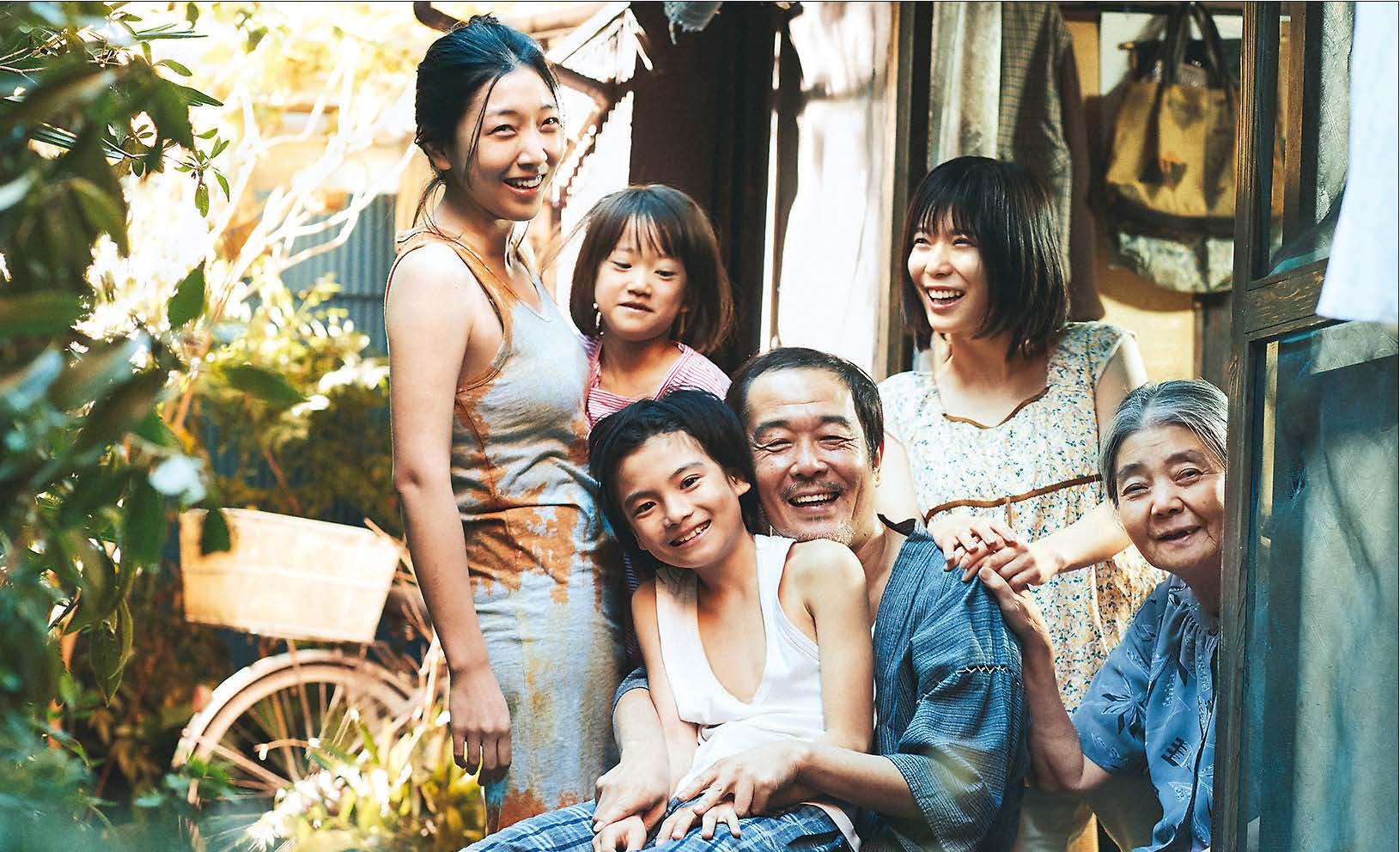 famille complète une affaire de famille kore eda