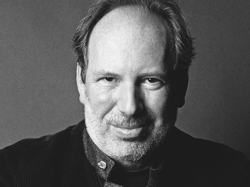 Hans Zimmer photo noir et blanc