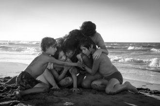 Roma Alfonso Cuaron Netflix golden globes