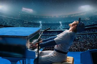 Rocketman by Dexter Fletcher - Taron Egerton - Copyright Paramount Pictures